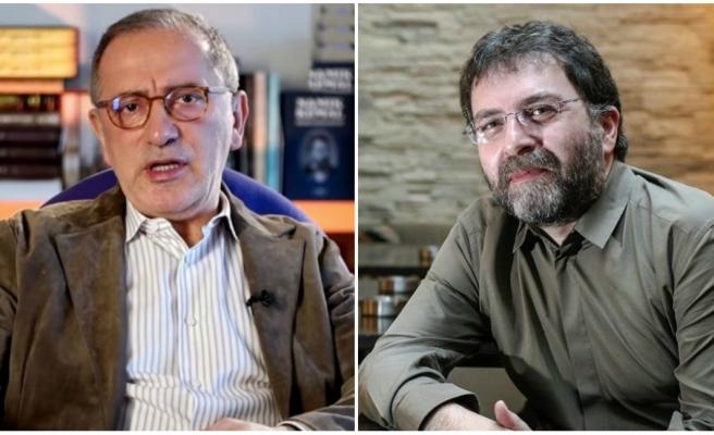 Fatih Altaylı Ahmet Hakan'ı Demirtaş Üzerinden Eleştirdi: 'O Aynı, Değişen Senin Patronun ve Görevin'