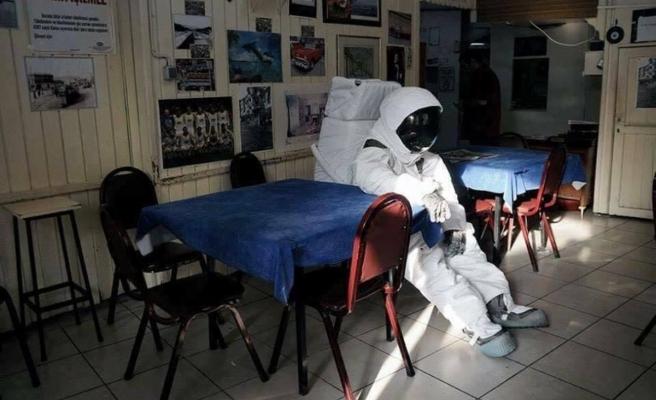 Fatih Belediyesi'nden Çocuklara Etkinlik: 'Astronot Oluyoruz'