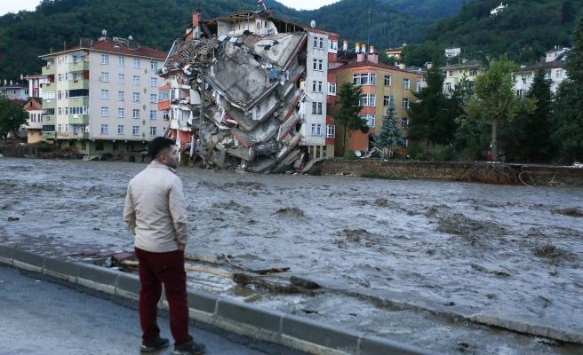 Felaketin Bilançosu Artıyor: Kastamonu'da Sele Kapılan 9 Kişi Hayatını Kaybetti