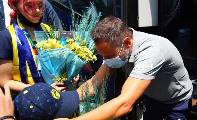 Fenerbahçe kafilesi Düzce'de