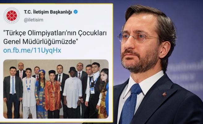 FETÖ Organizasyonunun Propagandası Yapılmış... İletişim Başkanlığı O Tweet'leri Tek Tek Sildi