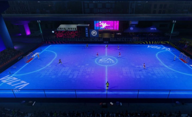 FIFA Online 4'e yeni Volta modu