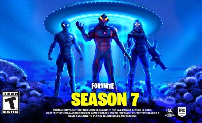 Fortnite 7. sezon 5. hafta görevleri sızdırıldı