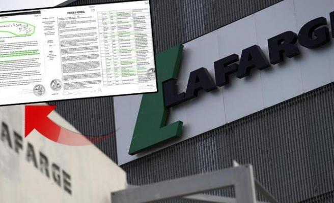 Fransız Şirket Hükümetin Bilgisi Dahilinde DAEŞ'e Para Aktarmış