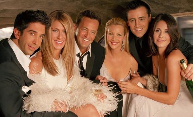 Friends dizisinin oyuncusu kanserle mücadele ediyor