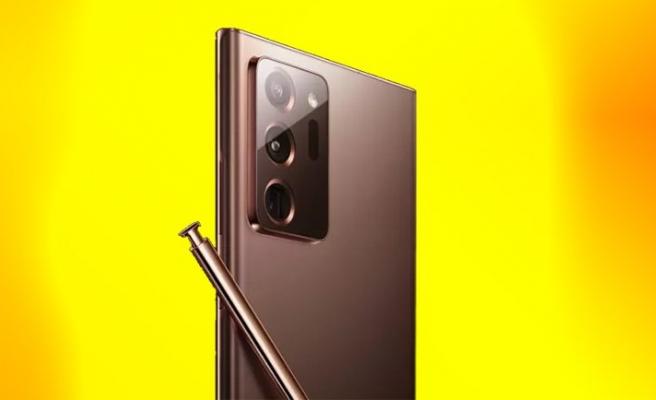 Galaxy Note 20 Ultra çok net sızdı