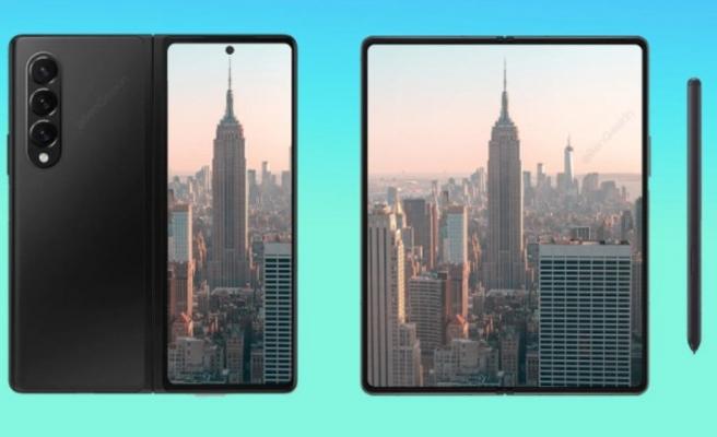Galaxy Z Fold 3'ten iyi haber
