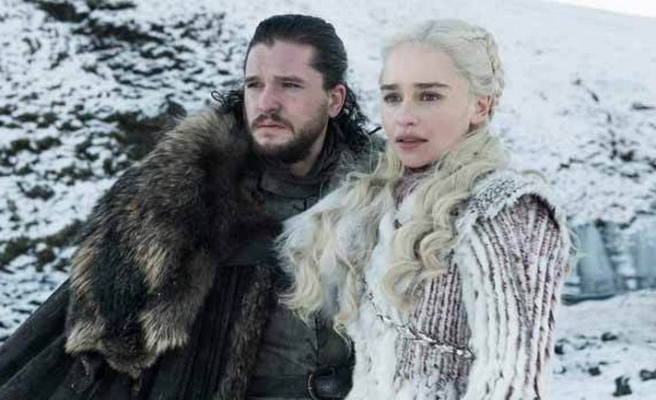 Game of Thrones'tan ilginç rekor