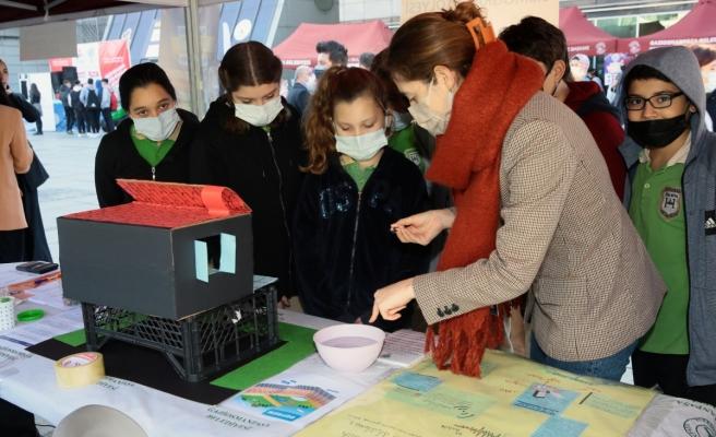 Gaziosmanpaşa'da 'Küçük Buluşlar Büyük Dünyalar' bilim şenliği