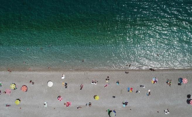Gazipaşa'da 'Suriyeliler Plaja Alınmasın' Kararına Belediye Başkanından Veto