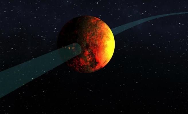 Geçmişte Yaşam Barındırma Olasılığı Yüksek 'Süper Dünya' Gezegeni Keşfedildi