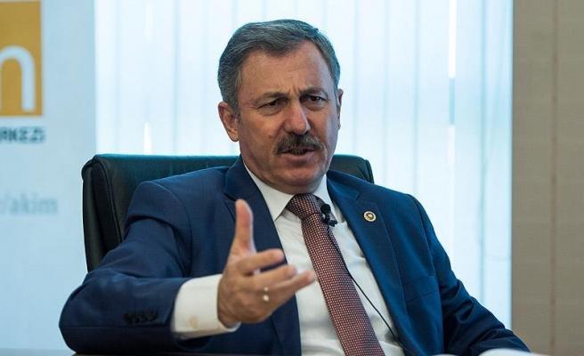 Gelecek Partili Özdağ: '50'ye Yakın AKP'li Milletvekiliyle Görüşüyoruz'