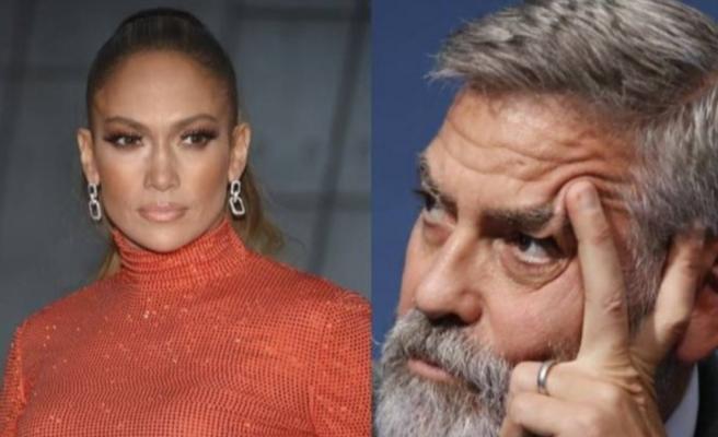 George Clooney ve Jennifer Lopez'in arası bozuk