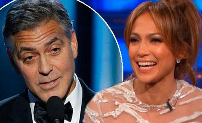 George Clooney ve Jennifer Lopez'in bilinmeyen düşmanlığı