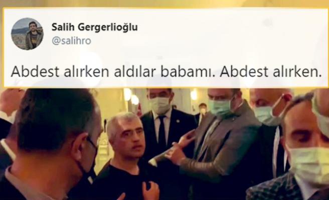 Gergerlioğlu'nun Gözaltına Alınış Şekli Sosyal Medyada Tepkilere Neden Oldu: 'Utanç Verici'