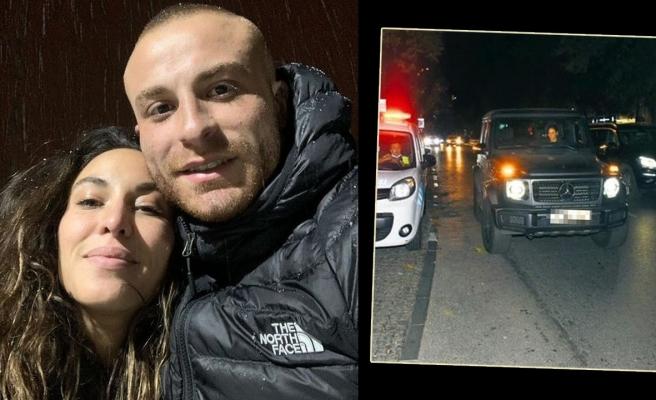 Gökhan Töre'nin bebek bekleyen eşi polisten yardım istedi!