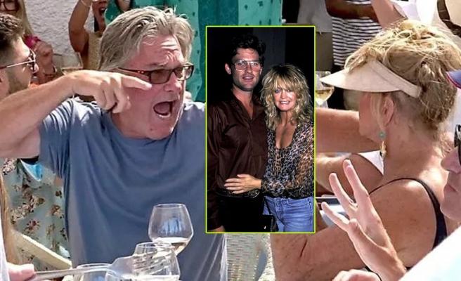 Goldie Hawn ve Kurt Russell'ın 38 yıldır süren mutluluğu