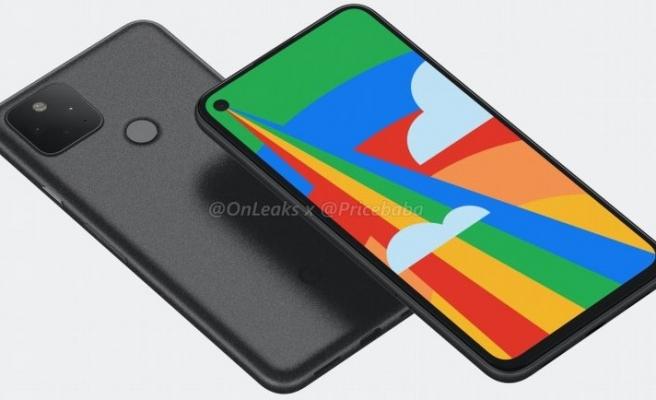 Google Pixel 5, 360 derece sızdı