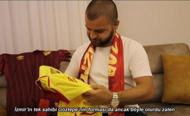 Göztepe, Yeni Sezon Formalarını Basına Tanıtmadan Önce 'İlk Sen Gör İstedik' Diyerek Taraftarlara Tanıttı