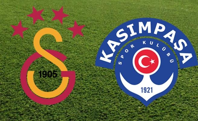 GS Kasımpaşa Canlı İzle Bein Sports| Galatasaray Kasımpaşa Canlı Skor Maç Kaç Kaç