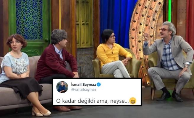 Güldür Güldür Show'dan Süleyman Soylu'nun Habertürk'teki Yayınına Gönderme: 'İsmail Saymaz Gibi Kaldım'