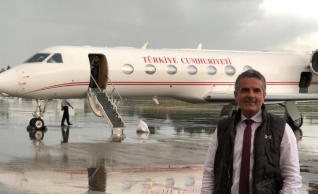 Hakan Çelik'in Paylaşımı Sosyal Medyanın Gündeminde: Bakan, Milli Maça Özel Uçakla Gitti