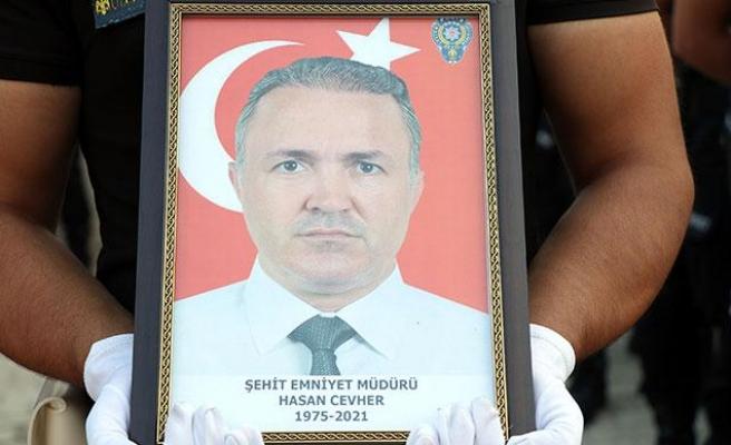 Hakkari'de İl Emniyet Müdür Yardımcısını Şehit Eden Polis Tutuklandı