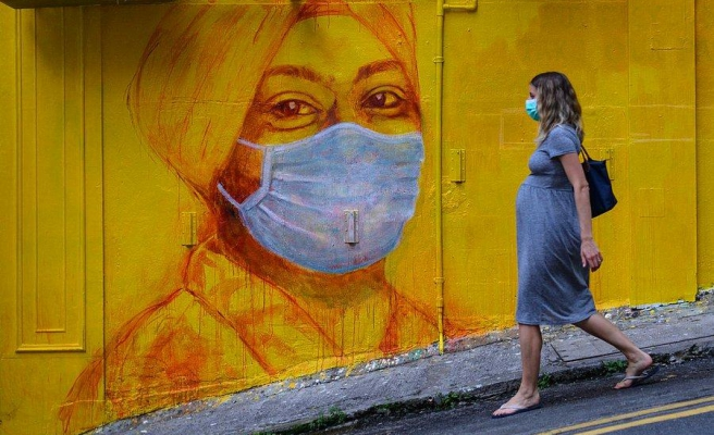 Hamileyken Koronavirüse Yakalanan İki Doğum Sonrası Hayatını Kaybetti