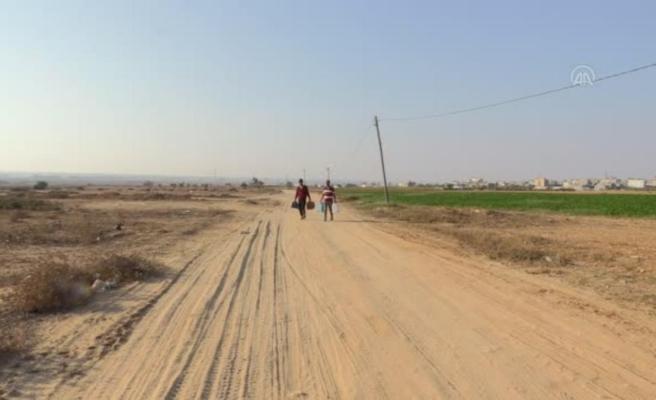 HAN YUNUS - Gazze'de kuş avı