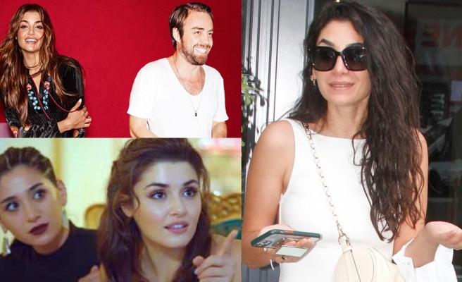 Hande Erçel ve Murat Dalkılıç soruları Sitare Akbaş'ı dumura uğrattı!