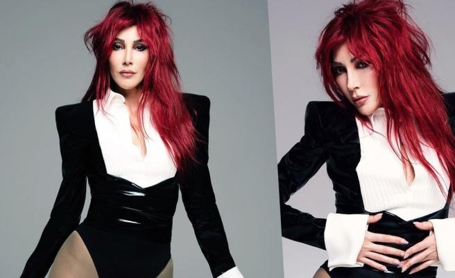 Hande Yener'den yeni şarkıya yeni imaj