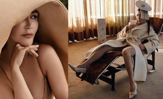 Hande Yener ünlü markanın yüzü oldu