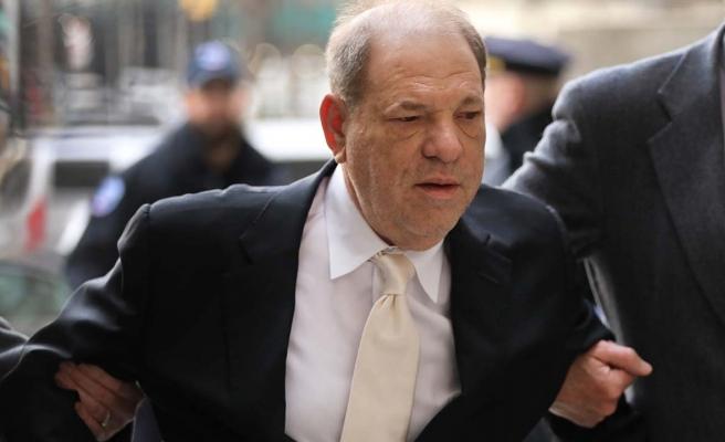 Harvey Weinstein 68. yaşına cezaevinde girdi