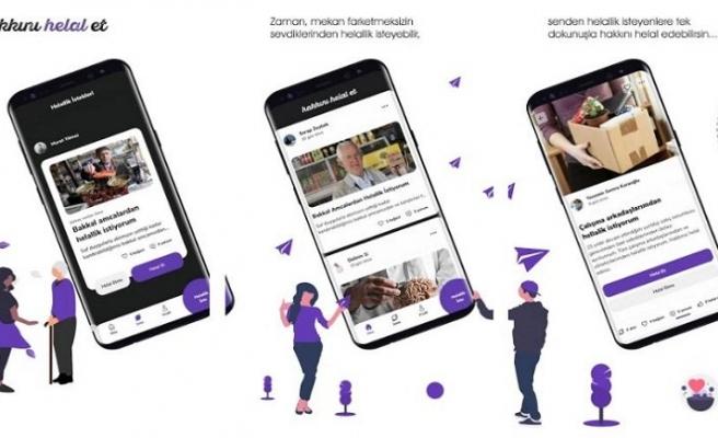 Helallik isteyen uygulama HelalApp