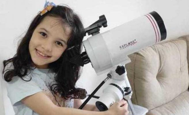 Her Yıla Bir Keşif: Dünyanın Konuştuğu 7 Yaşındaki Asteroit Avcısı
