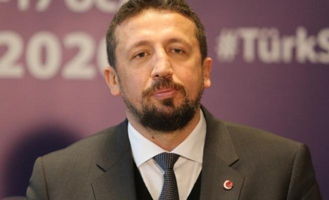 Hidayet Türkoğlu: 'Türk sporunun daha iyi yerlere geleceğine inanıyorum'