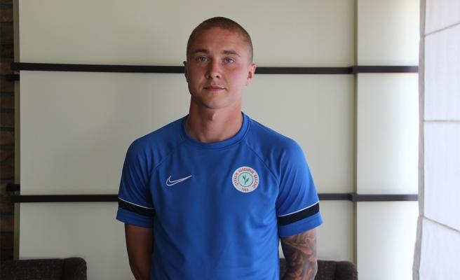 Holmen: 'Rizespor'a gelmemde abimin büyük bir payı var'