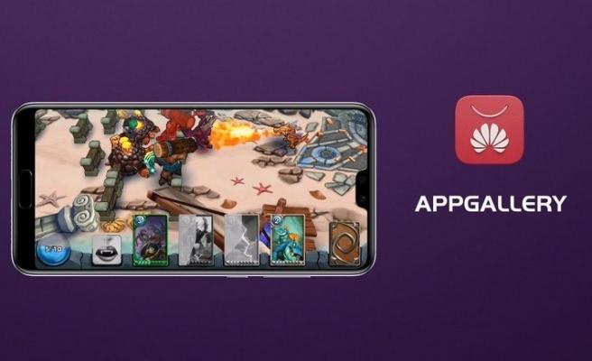 Huawei'den Play Store'a rakip