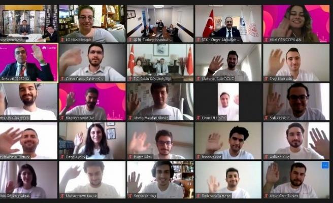 Huawei'den Türkiye'ye yeni proje