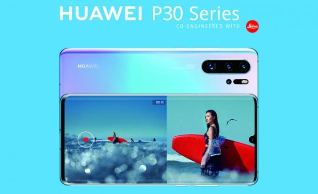Huawei P30 ve P30 Pro'ya güncelleme