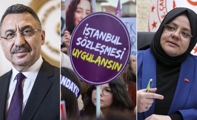 Hükümetten 'İstanbul Sözleşmesi' Açıklamaları: 'Başkalarını Taklit Etmeye Gerek Yok'