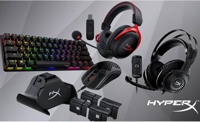 HyperX yeni ürünlerini tanıttı!