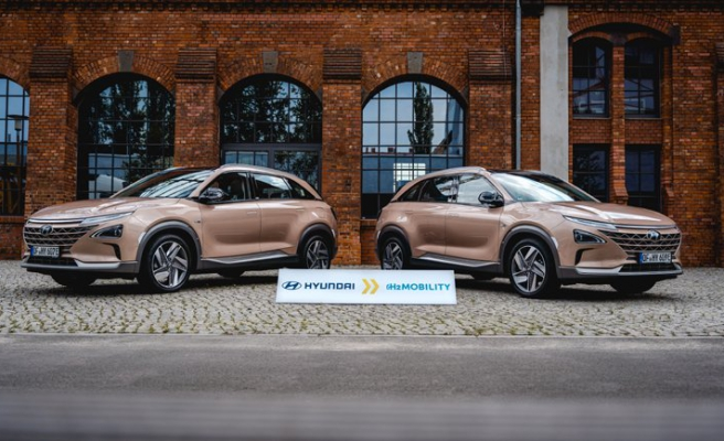 Hyundai'den hidrojen hamlesi