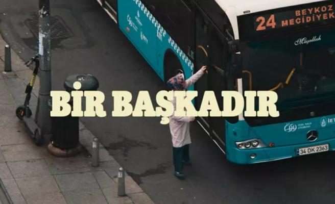 İBB, Netflix'i Etiketleyerek Açıkladı: Otobüs Filomuzda 24 Numaralı Bir Hat Bulunmuyor