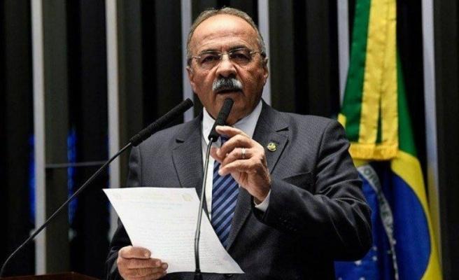 İç Çamaşırında Parayla Yakalanan Brezilyalı Senatör Görevinden Azledildi