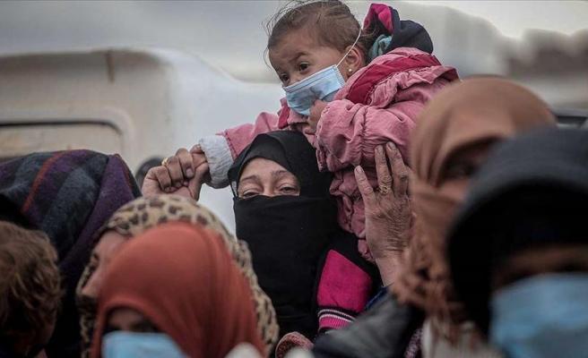 İçişleri Bakanlığı: 'Ankara'daki Suriyeliler Kayıtlı Oldukları İllere Gönderilecek'