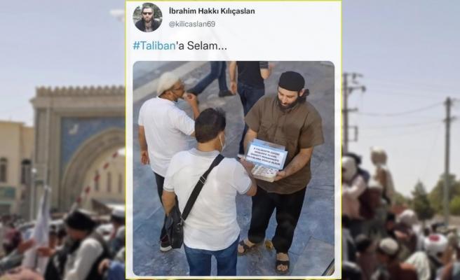İddia: 'Taliban'ın Afganistan İşgalini Lokum Dağıtarak Kutladı'