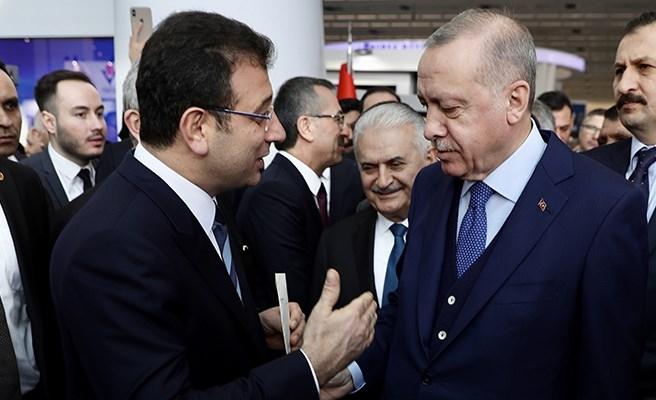 İki Talepte Bulunduğu Ortaya Çıktı! İmamoğlu ve Erdoğan Arasında Sürpriz Görüşme