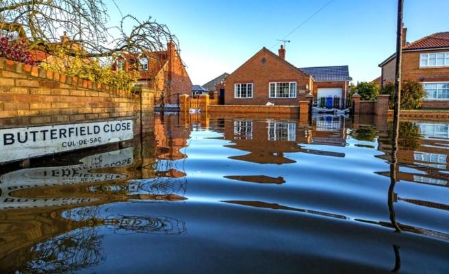İklim krizi: İngiltere Çevre Ajansı, ülkede sellerde yüzlerce kişinin ölebileceği uyarısında bulundu