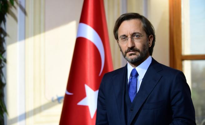 İletişim Başkanı Altun: 'Cumhuriyet tarihinin en büyük çeyreklik büyüme oranı'